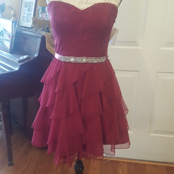 16a415325b9 New Love Reigns strapless. Perfect for any party